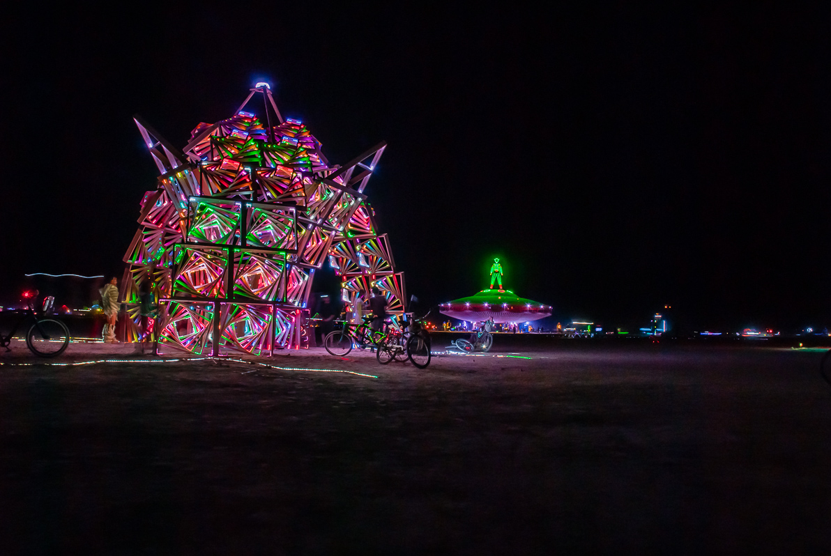 Core burning man 2013 for Domon man 2013