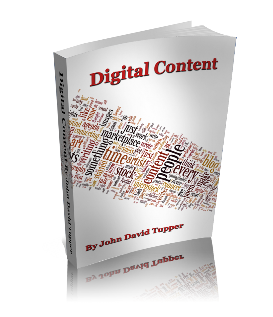 What is the real value of digital content vs. physical content?